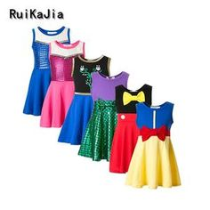 Cheap girls dress, Buy Quality princess dress directly from China kids birthday dresses Suppliers: Girls Clothing snow white princess dress Clothing Kids Clothes,belle moana Minnie Mickey dress birthday dresses mermaid costume Rapunzel Dress, Ariel Dress, Cinderella Dresses, Mermaid Dresses, White Princess Dress, Princess Dress Kids, Princess Clothes, Disney Princess, Mermaid Birthday Outfit