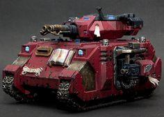 40k - Space Marine Predator
