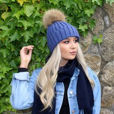 www.customvintagedublin.com Pom Pom Hat, Beanies, Knitted Hats, Winter Hats, Knitting, Fashion, Knit Hats, Beanie Hats, Tricot