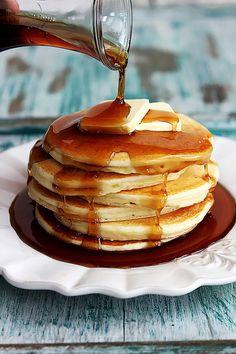 Greek Yogurt Pancakes | Community Post: 27 Delicious Greek Yogurt Recipes You Need To Make