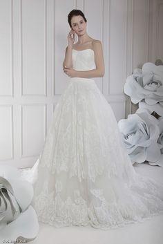 Vestido de Novia PIRAMIDE. #SoyInnovia