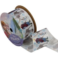 "Frozen Ribbon 1-1/2""""X9'-The Guys"