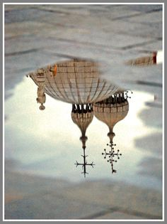 Venecia: reflejos de San Marco