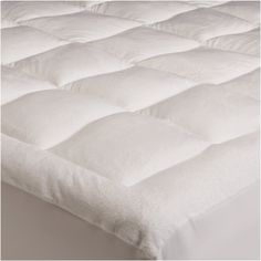 Extra Soft Twin Mattress Pad - http://collegedormessentials.com/recommends/extra-soft-twin-mattress-pad/