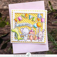 happy first birthday Happy First Birthday, First Birthday Photos, Scrapbooking, Scrapbook Cards, Birthday Photo Booths, Handmade Birthday Cards, Handmade Cards, Bird Cards, Colorful Party
