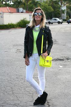 yellow neon  Luli B. *lovely things*