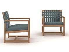 Roda Network 168 lounge chair 3d model | Rodolfo Dordoni