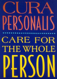 "The Jesuit ideal, Cura Personalis, is a Latin phrase that translates as ""Care for the Whole Person."""