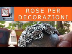 Craft and fun - Rosa con cialda nespresso.m4v - YouTube
