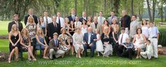 wedding pictures ideas poses for family | Three of the people above were not in the original)