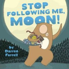 After stealing food from hikers and other forest animals, a hungry bear thinks the moon is following him, but when Moon finally disappears, the bear promises to be good if only it will come back.