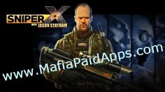SNIPER X WITH JASON STATHAM v1.5.2 Mod(Free Shopping) Apk   As the one and only Sniper X youll team up with action star Jason Statham to become the free worlds ultimate weapon against the forces of chaos and terror! As part of the Stathams elite paramilitary team SPEAR youll work side by side to dismantle terrorists and rogue states that conventional forces cant touch.  BECOME THE ULTIMATE SNIPER  Study the art of the kill under SPEARs commander voiced by action star Jason Statham!  As…