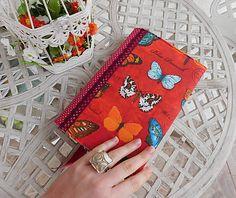 Motýli...obal na knihu