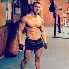 Sebastian Mansla, un sportif parfait