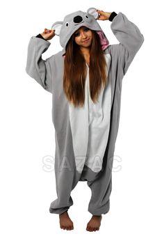 Kigurumi Shop | Koala Kigurumi - Animal Onesies & Animal Pajamas by Sazac