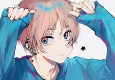 Fanarts Anime, Anime Chibi, Kawaii Anime, Manga Anime, Anime Art, Dark Anime Guys, Cute Anime Guys, Character Inspiration, Character Art