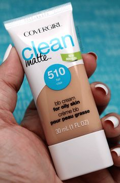 Covergirl Clean Matte BB Cream For Oily Skin - myfindsonline.com