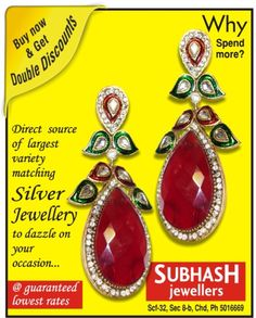 New arrivals @ subhash jewellers chandigarh