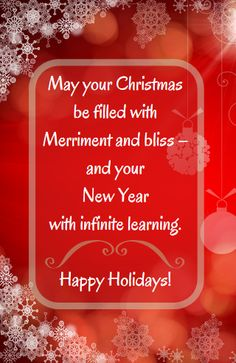 61 best christmas wishes holiday card messaging ideas images on christmas messages from teachers to students examples m4hsunfo