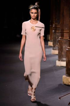 Vionnet Spring 2016 collection. See all the best looks from Paris Fashion Week here: