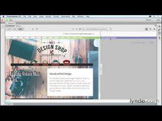 Adobe Dreamweaver CC 2015 Tutorial | 019 Adding media queries