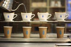 blue bottle coffee - Buscar con Google