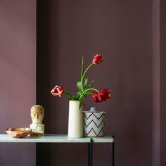 Efterårets vægfarver - nyheder fra Jotun - The Sweet Spot House Colors, Paint Color Inspiration, Decor, Color, Beautiful Bedrooms, Wall Colors, Floral Decor, Bedroom Wall Colors, Jotun Lady