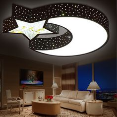 93.83$  Watch here - http://aligto.worldwells.pw/go.php?t=32729165662 - Modern Led Ceiling Lights AC 90-260V White / Black Wrought Iron Lustre Lumiere Plafond Lamp Luminaria De Teto Abajur Lampen Sale 93.83$