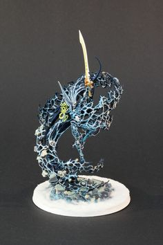 Yncarne - Avatar of Ynnead - inevitable darkness