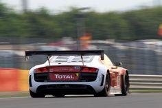 Audi Sport Team Phoenix 2012 Audi R8 LMS Ultra