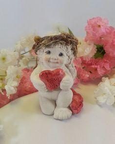 Dreamsicles Cherubs  Angel Figurine 1993 by VintageLandingAZ, $10.95