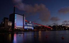 Naistenlahti Power Plant | Industrial buildings | Valoa Design