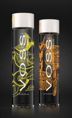 Voss Flavored Sparkling Water