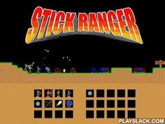 Stick Ranger  Android Game - playslack.com , Control a team of 4 schematically drawn characters. fight foes and govern your team through different areas - deserts, caves, covered lands, etc. govern your team to properity and attempt to conquer mighty leaders. accumulate helpful parts and wealths. stage up your character and his armament. investigate a collection of stages.