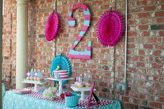 Kara's Party Ideas | Kids Birthday Party Themes: mermaid party