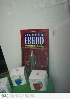 Sigmund Freud Action Figure?