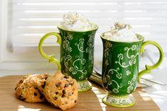 temp-tations® by Tara: St. Patrick's Mint Shake