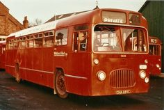 COLOUR BUS PHOTO - MIDLAND RED 5689 | eBay