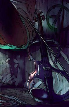 Frey's Amazing Electric Violin