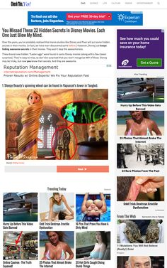 You may also like: the horror of bad content recommendation   Econsultancy