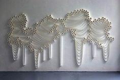paper rolls installation | Sakir Gokcebag