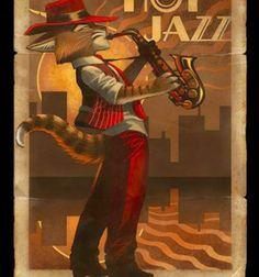 Cat jazz