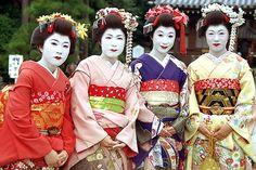Il Trucco in Giappone - Tentazione Makeup