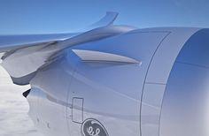 New Boeing 777X - Engine