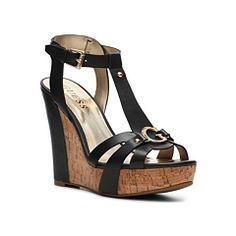 Guess Kozmo Wedge Sandal