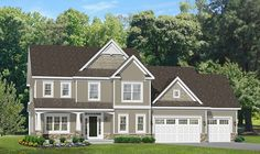 ePlans Traditional House  Plan – Stately Three Bedroom Traditional – 2410 Square Feet and 3 Bedrooms from ePlans – House Plan Code HWEPL77068