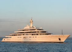 Battle of the biggest yachts