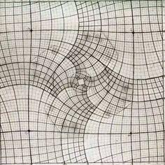 """World TEACHER introduces the B-mode SwaStikaS ~ the """"Smoking Gun"""" to an Intelligent Design ~ Holographic Windmills of the mInD ~ ThE NET ~ the GRID and the SEEd pattern – Alternative Thinking 37 Escher Kunst, Escher Art, Mc Escher, Escher Tessellations, Math Art, Art Sculpture, Dutch Artists, Art Graphique, Geometric Art"""