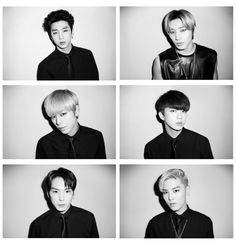 2014.06 (online), Dazed and Confused, B.A.P., Bang Yongguk, Jongup, Daehyun, Youngjae, Himchan, Zelo