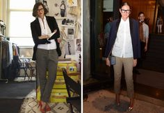 THE FASHION PACK: JENNA LYONS - My Daily Style
